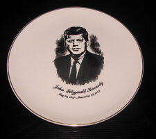 John Fitzgerald Kennedy Collector Plate May 29,947 - November 22, 1963