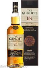 Glenlivet The Master Distillers Reserve Whisky 1,0 L