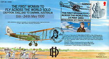 COF 26-1930 Century of Flight - The First Woman To Fly Across The World (FDC)