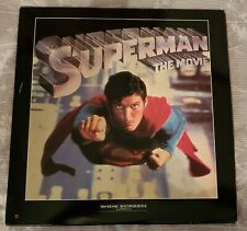 Superman The Movie On Digital Laserdisc