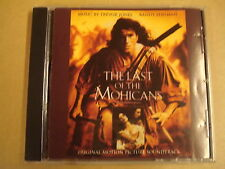 CD / THE LAST OF THE MOHICANS - ORIGINAL MOTION PICTURE SOUNDTRACK