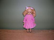 "Vintage Story Book Dolls 6"""
