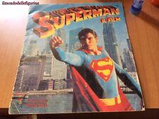 evado mancoliste figurine SUPERMAN IL FILM 1979 € 0,50  Panini  vedi lista