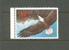 US Scott #2542 1993 $14.00 Eagle / Express Mail MNH