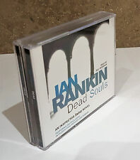DEAD SOULS Ian Rankin Inspector Rebus 3 Audio CDs NEW UNSEALED