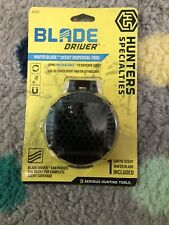 Hunters Specialties Blade Driver With Earth Wafer (Id16-300)