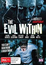 The Evil Within ( DVD ,2017 ) *Horror Flick * BRAND NEW REGION 4