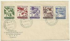 YUGOSLAVIA - year 1950 RUMA FDC cover