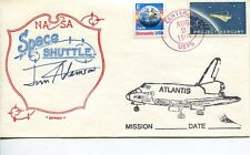 James Adamson Sts Nasa Space Astronaut Signed Autograph Fdc
