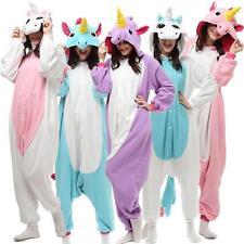 Unisex Animal 1Onesie1 Unicorn Tenma Kigurumi Pajamas Cosplay Costume Sleepwear