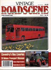 June Buses & Coaches Quarterly Magazines