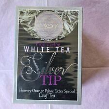 Mlesna Pure Ceylon Silver Tip WHITE TEA Flowery Orange Pekoe Extra Special Tea