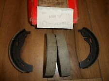 REAR BRAKE SHOES AUDI NSU PRINZ 4 SPORT PRINZ , 1000 L/S , 1000 C 61-72