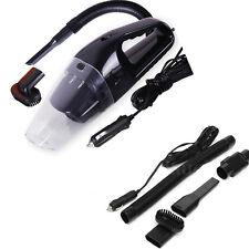 12V 120W Portable Wet & Dry Car Vehicle  Mini Handheld Vacuum Dirt Cleaner black