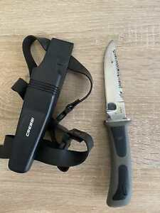 cressi knife