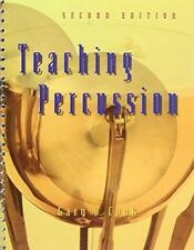 Teaching Percussion - by Cook
