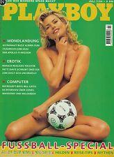 Playboy 7,07/1994 Juli,Patti Davis,Jana Wutzler,Bill Gates,Fussball Special,GUT