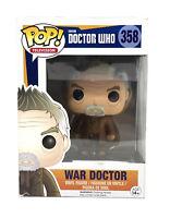 DOCTOR WHO Funko POP! War Doctor Vaulted Vinyl Figure No.358 New