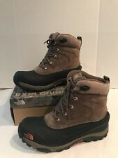 The North Face Chilkat ll Winter Boots Mens Size 12 US Waterproof