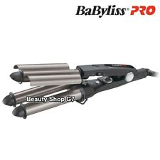 Professional triple curling iron Babyliss Pro Tourmaline BAB2269TTE