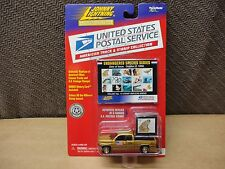 *NEW* Johnny Lightning USPS Truck and Stamp Collection