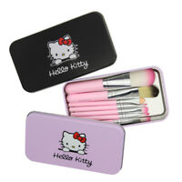 7Pcs Kabuki Makeup Brushes Set Foundation Blush Eyeshadow Lip Brush Kit Tools
