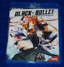 Black Bullet Complete Blu-ray Set Collection Animated TV Series Show Anime Lot 1
