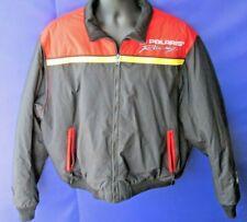 POLARIS RACING Coat/Jacket RED/BLACK XLarge PURE POLARIS USED
