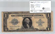 USA - 1 DOLLAR 1923 RB SILVER CERTIFICATE