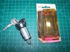 General 14040 Ignition Lock Cylinder w 2 Keys fits Vintage Ford and Mercury