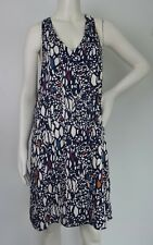 Edme & Esyllte Multi-Color Chroma Mosaic Shift Dress Size S