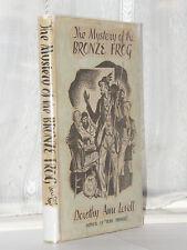 Dorothy Ann Lovell Mystery Of The Bronze Frog 1st 1942