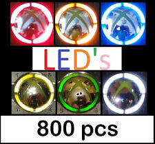 Wholesale 0603 LEDS Xbox 360 controller LED Ring Of Light Mod Kit 800pc You pick