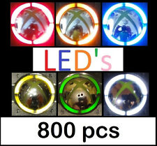 Wholesale 0603 LEDS Xbox 360 controller LED Ring Of Light Mod Kit 800pc You pick