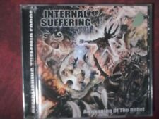 INTERNAL SUFFERING - AWAKENING OF THE REBEL (2006). CD