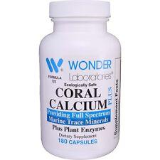 CORAL CALCIUM #7232 - 180 Capsules
