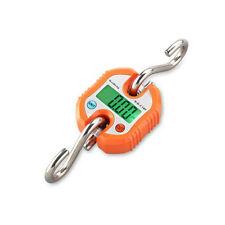 150kg/330lb Mini Industrial Crane Digital Hanging Scale Crane Hook Tool Set TH