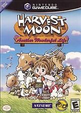 Harvest Moon Another Wonderful Life, (GameCube)