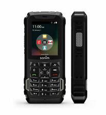 Sonim XP5s XP5800 4G LTE 16GB (GSM Unlocked) Ultra Rugged PTT Phone - Black