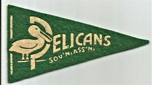 1936-37 BF3 Pennant Type 11 Pelicans - Southern Association - NM+