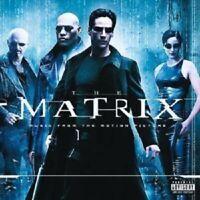 THE MATRIX SOUNDTRACK CD OST NEW