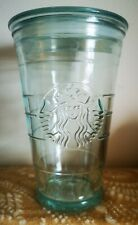More details for starbucks coldcup grande 473ml hot cold coffee cup glass
