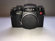 Leica R6 Camera Body in Black Chrome (10070)