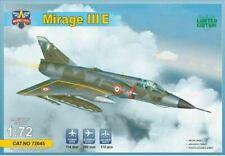 Modelsvit 72045 Dassault Mirage IIIe Plastic Model Kit 1/72