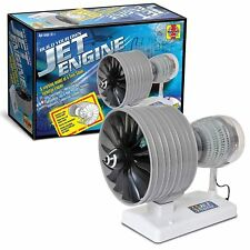 Haynes Build Your Own Working Two Spool Turbofan Jet Engine Model Kit STEM