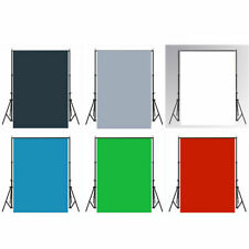 Solid Color Vinyl Photography Background Studio Props Backdrop Photo Material