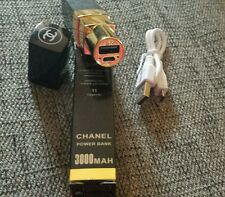 CHANEL POWER BANK WITH POWER CORD