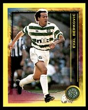 Panini Scottish Premier League 2000 Eyal Berkovic (Fans' Superstar) Celtic No.53