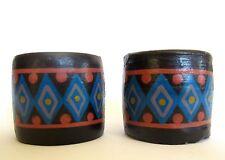 Ältere Tonvase aus Asien Philippinen Handarbeit Terracotta