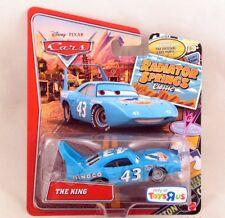 CARS - KING (IL RE) - Mattel Disney Pixar ToysRus
